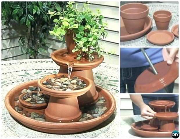vandspil til haven